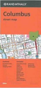 Picture of Columbus, Ohio Street Map