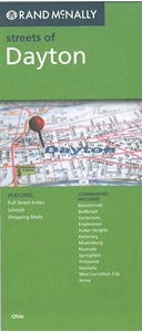 Picture of Dayton, OH street map