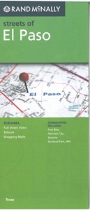 Picture of El Paso, Texas Street Map