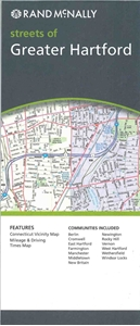 Picture of Greater Hartford, CT street map