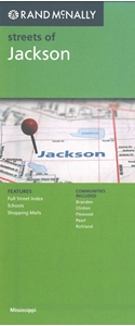 Picture of Jackson, MS street map