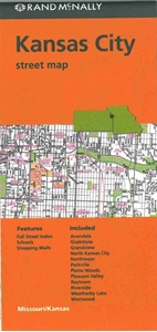 Picture of Kansas City, MO/KS street map