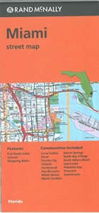 Picture of Miami, FL street map
