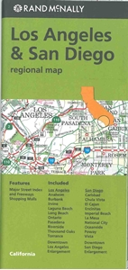 Picture of Los Angeles & San Diego Regional Map