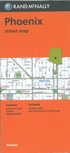 Picture of Phoenix, Arizona street map