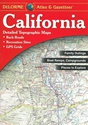 Picture of California Atlas & Gazetteer (Paperback)