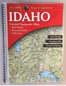Picture of Idaho Atlas & Gazetteer (Laminated)