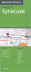 Picture of Syracuse, NY street map