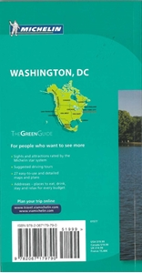 Picture of Michelin Washington D.C. Green Guide