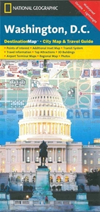 Picture of Washington DC Destination Map