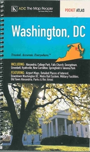 Picture of Washington DC Pocket Atlas