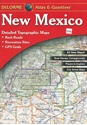 Picture of New Mexico Atlas & Gazetteer (Paperback)