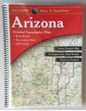 Picture of Arizona Atlas & Gazetteer (Laminated)