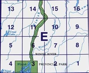 Picture of 43 E (1:50k)
