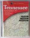 Picture of Tennessee Atlas & Gazetteer (Laminated)
