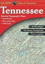 Picture of Tennessee Atlas & Gazetteer (Paperback)