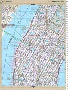Picture of New York City 5 Borough Street Atlas