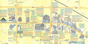 Picture of MapEasy's Guidemap to Las Vegas
