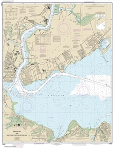 Picture of 12331 - Raritan Bay and Southern Part of Arthur Kill Nautical Chart