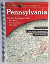 Picture of Pennsylvania Atlas & Gazetteer (Laminated)