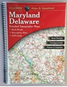Picture of Maryland and Delaware Atlas & Gazetteer (Laminated)