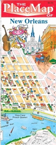 Picture of PlaceMap of New Orleans