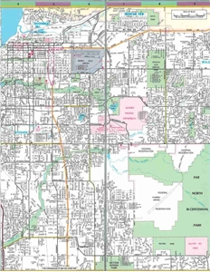 Picture of Anchorage, AK Fastmap