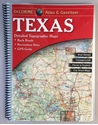 Picture of Texas Atlas & Gazetteer (Laminated)