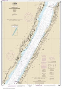 Picture of 12341 - Hudson River - Days Point To George Washington Bridge Nautical Chart