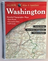 Picture of Washington Atlas & Gazetteer (Laminated)
