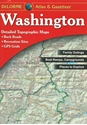 Picture of Washington Atlas & Gazetteer (Paperback)
