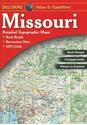 Picture of Missouri Atlas & Gazetteer (Paperback)
