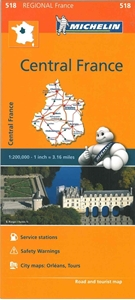 Picture of Michelin - Central France (518)
