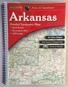 Picture of Arkansas Atlas & Gazetteer (Laminated)