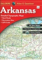 Picture of Arkansas Atlas & Gazetteer (Paperback)