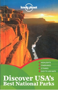 Picture of Lonely Planet Discover USA's Best National Parks