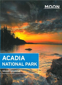 Picture of Moon - Acadia National Park