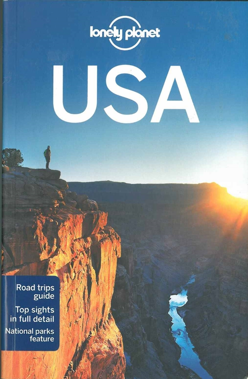 themapstore lonely planet usa