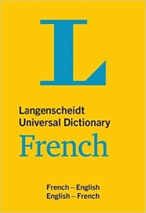 Picture of Langenscheidt Universal Dictionary-French