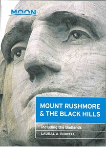 Picture of Moon - Mount Rushmore & Black Hills