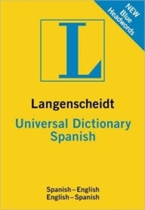 Picture of Langenscheidt Universal Dictionary-Spanish