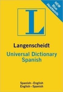 Picture of Langenscheidt Universal Dictionary-Spanish