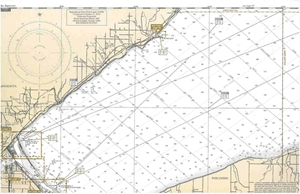Picture of Richardsons' Chartbook & Cruising Guide Lake Superior