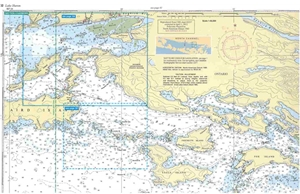 Picture of Richardsons' Chartbook & Cruising Guide Lake Huron