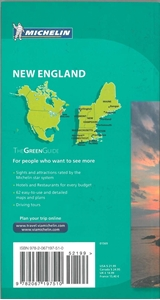 Picture of Michelin New England Green Guide