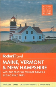 Picture of Fodor's Maine, Vermont & New Hampshire