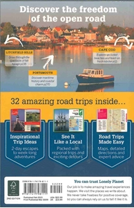 Picture of Lonely Planet New England's Best Trips