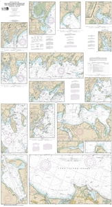Picture of 12364 - Long Island Sound - New Haven Harbor Entrance And Port Jefferson To Throgs Neck Nautical Chart