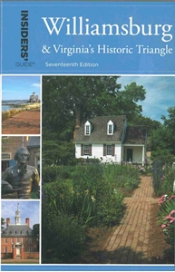 Picture of Williamsburg & Virginia's Historic Triangle (Insiders' Guide)