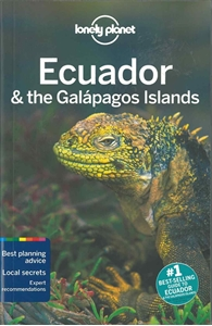 Picture of Lonely Planet Ecuador & the Galapagos Islands Travel Guide